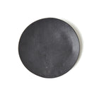 SET OF PHENDEI CERAMIC COCO FLAT PLATES BLACK