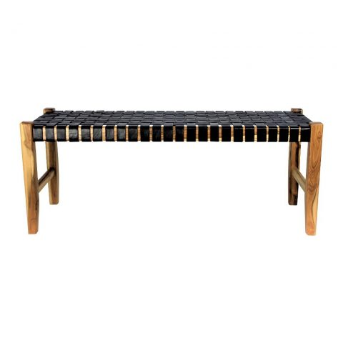 THE ELK BENCH BLACK SOOT