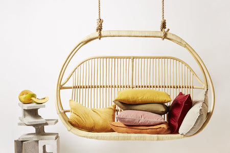 THE HEMMINGWAY HANGING CHAIR | DOUBLE