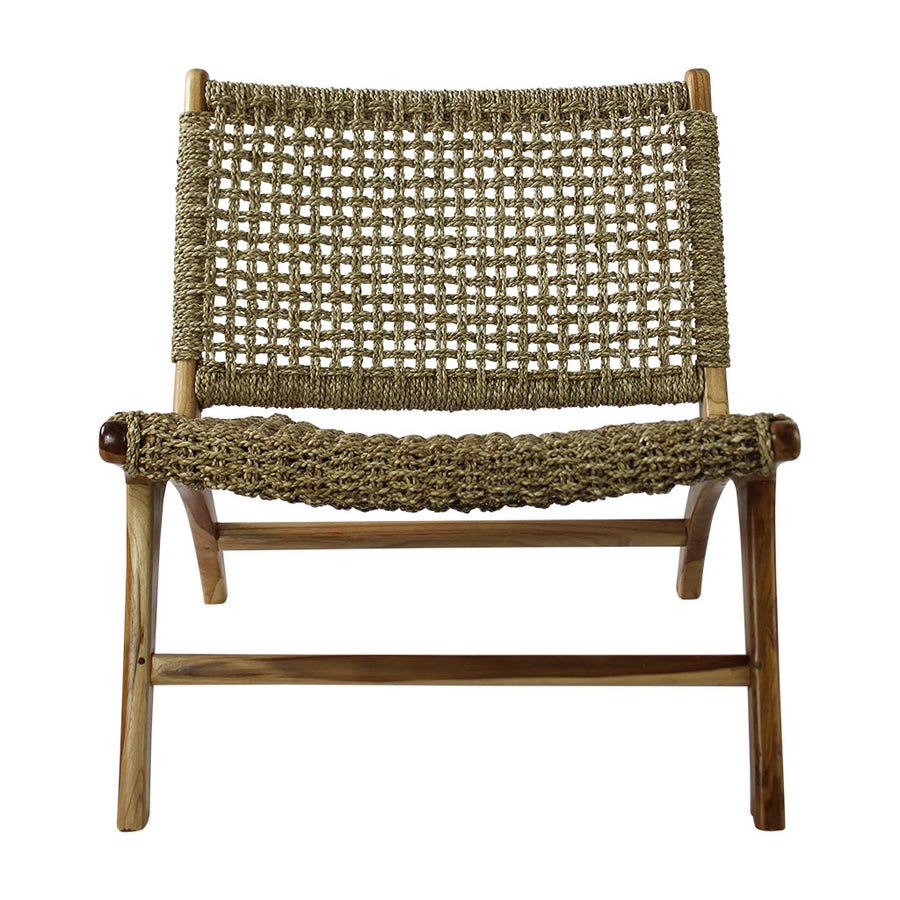 ISLA CHAIR IN SEAGRASS