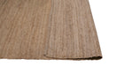 NATURAL JUTE NATURAL RUG by CADRYS