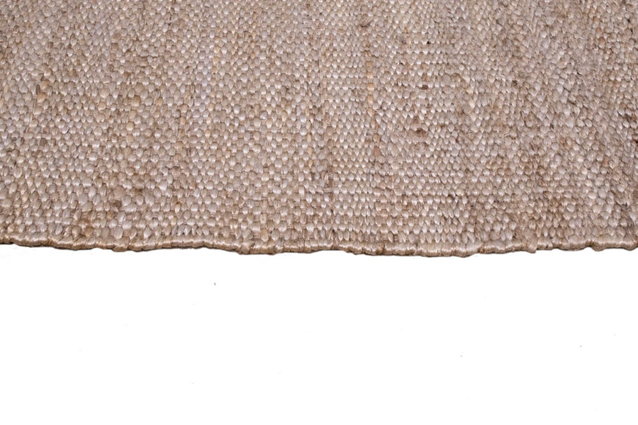 NATURAL JUTE MIST RUG by CADRYS