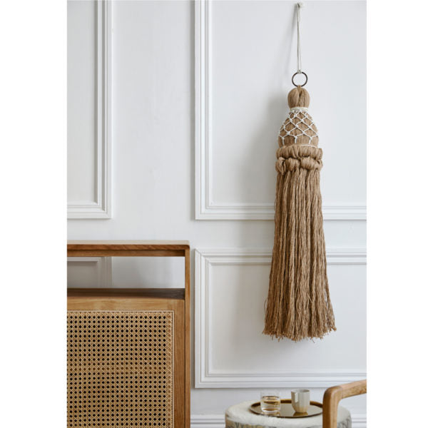 LIBERTY TASSEL WHITE