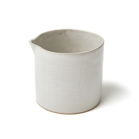 PHENDEI CERAMIC MILK JUG WHITE