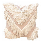 TRIBE FRINGE CUSHION