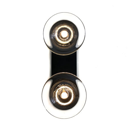SOL WALL LIGHT DUO CLEAR GLASS