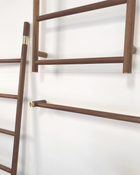 5 RUNG TOWEL RACK