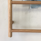 3 RUNG TOWEL RACK