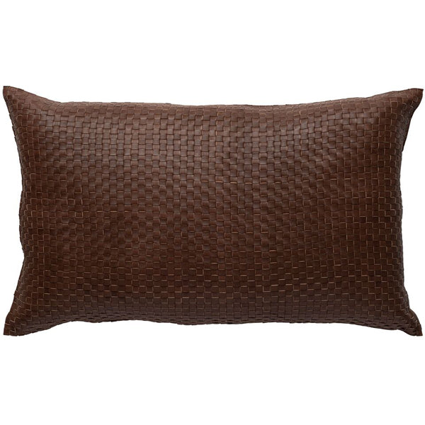 NAPPA RECTANGULAR CUSHION TAN