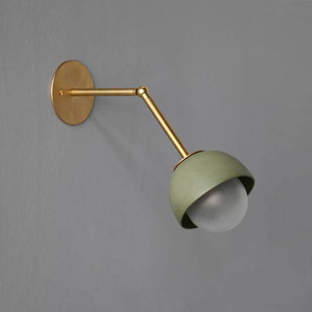 TERRA 0 LONG ARTICULATING WALL LIGHT