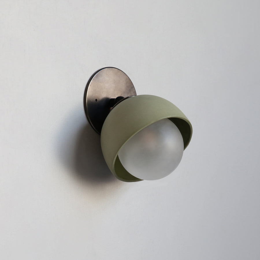 TERRA 0 SHORT ARTICULATING WALL LIGHT