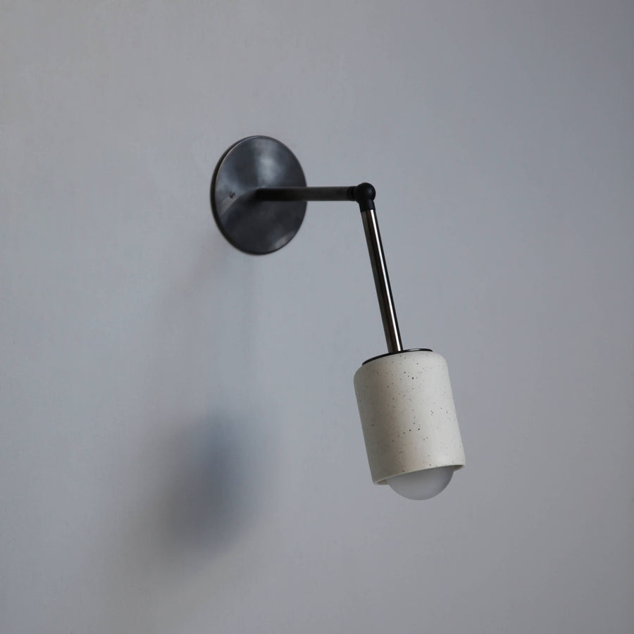 TERRA 1 LONG ARTCULATING WALL LIGHT