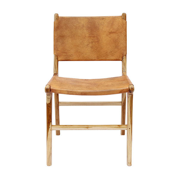 IDA DINING CHAIR ANTIQUE TAN