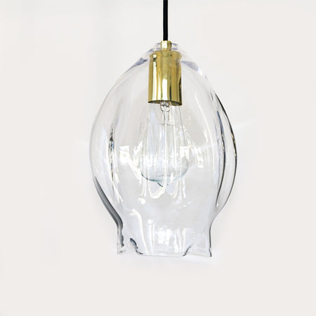 VOLT PENDANT CLEAR GLASS