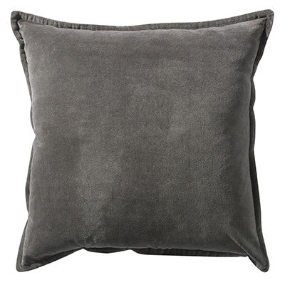 INDIRA PEWTER CUSHION PAIR