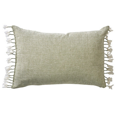 BERKELEY JUNIPER APPLE GREEN CUSHION PAIR