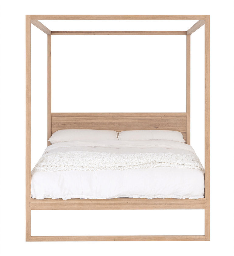 UNIQWA STRAND 4 POSTER KING BED