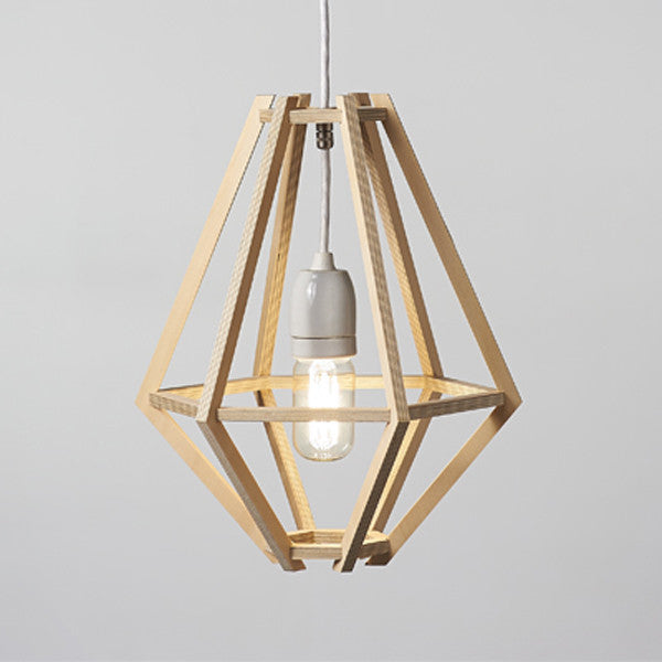 ENOKI NUDE CUMULUS PENDANT LIGHT NATURAL
