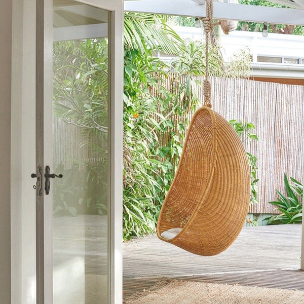 THE HARPER HANGING CHAIR