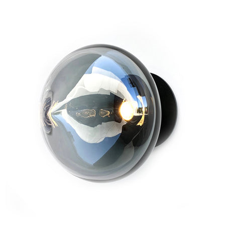 OLLO WALL LIGHT GREY GLASS