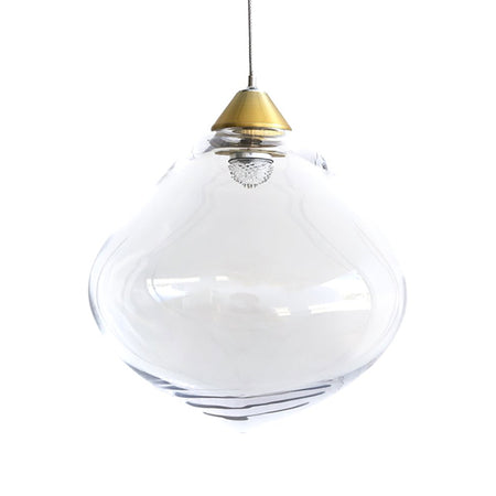 OLLO PENDANT CLEAR GLASS