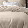 """STONE"" DOUBLE STONEWASHED BED LINEN by BEMBOKA"