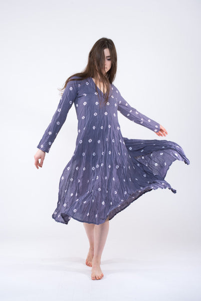 KHADI COTTON MARGHERTIA KURTA