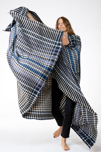 2020 JAILSALMER PLAID THROW