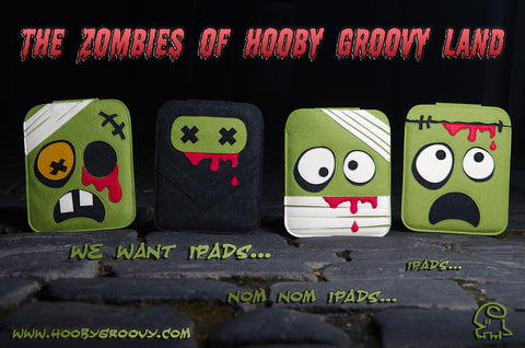 Zombies of Hooby Groovy Land Collection