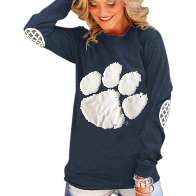 Bear Paw Sweater