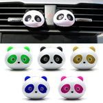 Cute Panda Car Air Freshener