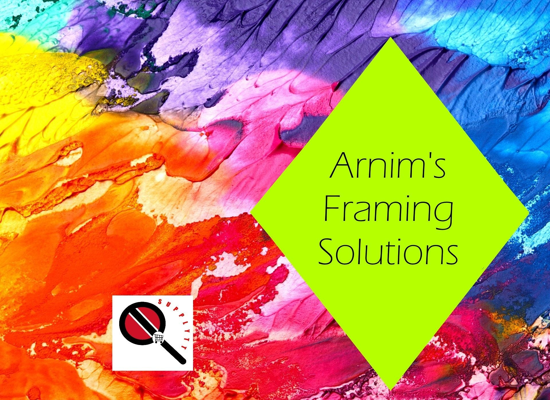 Arnim's Framing & Art Supply Store – SupplyTT
