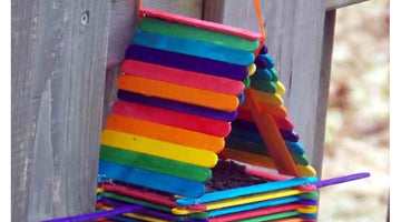 Awesome Things You Can Make With Popsicle Sticks