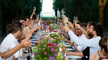 9 Tips for Hosting a Sustainable, Eco-Friendly Party