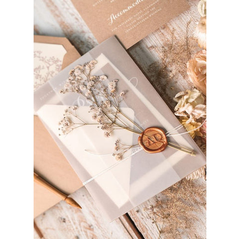 eco friendly tips for wedding invitations