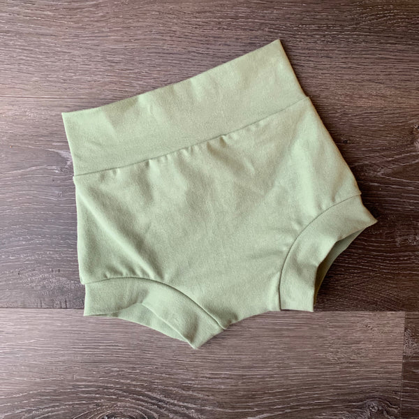 Sage High Waisted Bummies