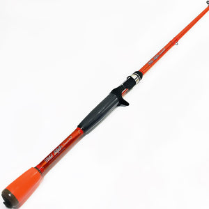 "CWA701MH-F-C - 7'0"" Wild Wild Alpha Medium Heavy Fast Casting 1-Piece Fishing Rod"