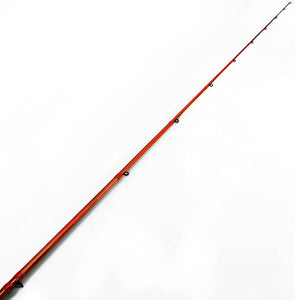 "CLWA671L-F-S - 6'7"" Wild Wild Alpha Lite Fast Spinning 1-Piece Fishing Rod"