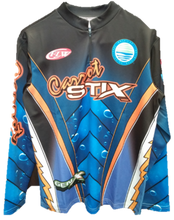 Load image into Gallery viewer, Carrot Stix Long Sleeve Fishing Jersey
