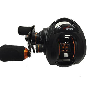 Coral Series 2-Speed Casting Reels