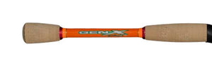 "CGXE692ML-F-S - 6'9"" Gen X Elite Medium Lite Fast Spinning 2-Piece Fishing Rod"