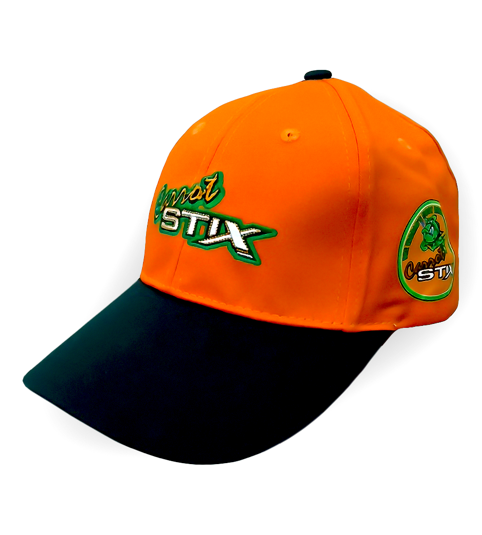 Carrot Stix Solid Back Logo Cap