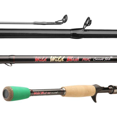 Wild Wild Black MicroWave Guide Medium