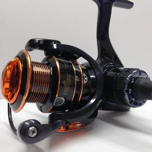Coral Series 2-Speed Spinning Reels