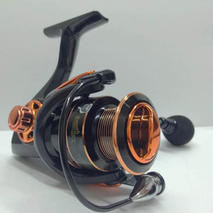 CSA2000-S2 Spectra Series Spinning Reels - Adjustable Retrieve 2-Speed