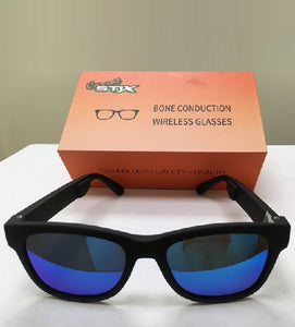 Carrot Stix Bone Conduction Sunglasses