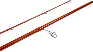 "C2WX-862M-MF-S - Wild Orange Giant 2-Piece Spinning Rod 8'6"" Med Mod Fast"