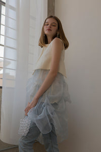 Sora Silk Dress