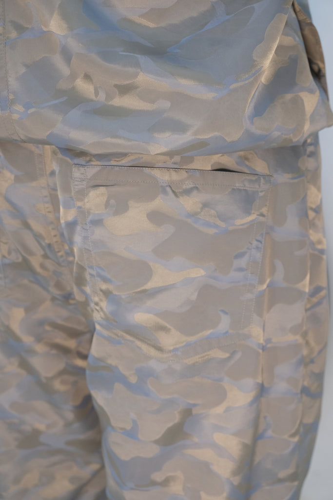 Dumitrascu Large Jeans, Camouflage Looping