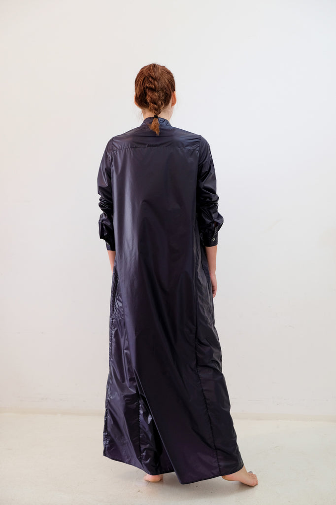 Dumitrascu Kaftan Dress Classic Ultralight Ripstop Dark Blue